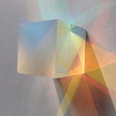 12PCS  2.5X2.5X2.5CM  Defective Cross Dichroic X-Cube Prism RGB Combiner or Splitter Prism