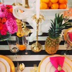 Luxe Report: Luxe Entertaining