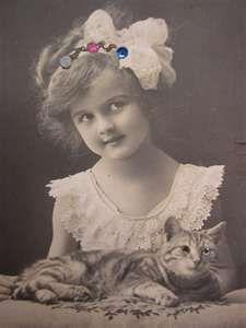 girl n' cat