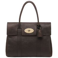 656bf0b8a324 Mulberry - Bayswater in Chocolate Natural Leather ( for when I m grown up.
