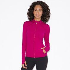Hip to Zip Jacket Athletic, Zip, Jackets, Fall, Winter, Fashion, Down Jackets, Autumn, Moda