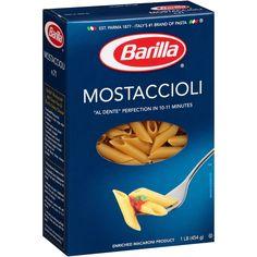 Mostaccioli Pasta Royalty Free Stock Photos - Image: 22739588