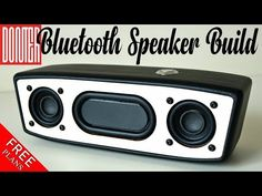 Hello everyone! In this Instructable I will show you how I built this Portable Bluetooth Speaker that sounds as good as it looks. I have included Build Plans, all...