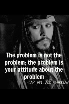 Positive attitude (and adorable JD!)
