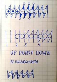 Up point down tangle   Flickr - Photo Sharing!