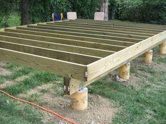 Image result for floor joist spacing shed