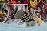 Cardboard Boat Regatta Arlington, TX #Kids #Events