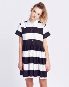 Lazy Oaf Zebra Crossing Dress - Everything - Categories - Womens