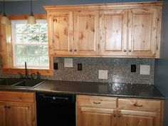 Kitchen Cabinets Knotty Alder city of lake geneva … | pinteres…
