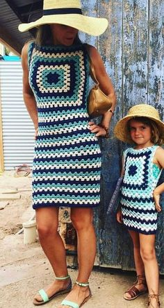 we introducing crochet dress patterns so that you can make them easily. These are free and adorable patterns that will help you to crochet your own dresses. Crochet fashion takes dresses to the next level. Crochet Summer Dresses, Summer Dress Patterns, Crochet Lace Dress, Knit Crochet, Crochet Mermaid, Crochet Flowers, Crochet Toddler, Crochet Woman, Crochet Fashion