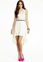 Lace Dress:$29.90