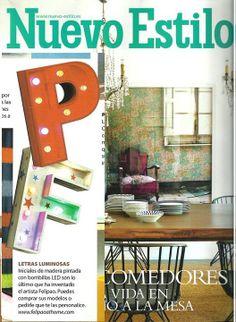 Revista Nuevo Estilo - Diciembre 2013
