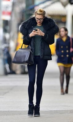 INSPIRATION & STYLE QUESTION: PUFFER COAT
