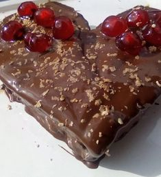 Greek Desserts, Greek Recipes, Cookbook Recipes, Cooking Recipes, Nutella, Delicious Desserts, Deserts, Food And Drink, Pudding