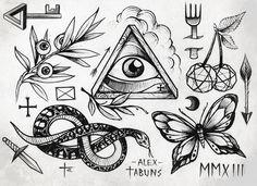 Tattoo by Alex Tabuns - Pesquisa Google