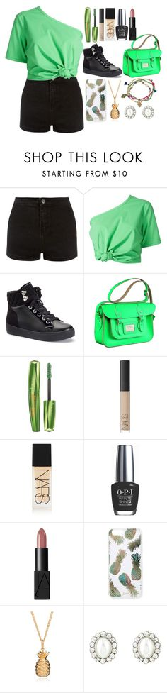 """""""#271"""" by nattiexo ❤ liked on Polyvore featuring Rosie Assoulin, Juicy Couture, Rimmel, NARS Cosmetics, OPI, Sonix, Rachel Jackson, Accessorize and Betsey Johnson"""