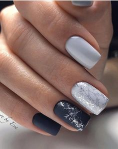 103 Pretty Nail Art Designs Ideas For 2019 - Soflyme Pretty Nail Art Designs Id. - 103 Pretty Nail Art Designs Ideas For 2019 – Soflyme Pretty Nail Art Designs Ideas For 2019 T - Square Nail Designs, Pretty Nail Designs, Winter Nail Designs, Pretty Nail Art, Winter Nail Art, Nail Polish Designs, Acrylic Nail Designs, Winter Nails, Nail Art Designs