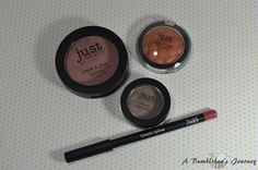 A Bumblebee´s Journey: Just Cosmetics (Review)