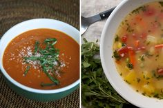 12 cozy, delicious soups for January