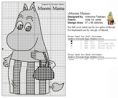 New knitting charts moomin ideas charts free New knitting charts moomin ideas Beaded Cross Stitch, Cross Stitch Charts, Cross Stitch Embroidery, Embroidery Patterns, Cross Stitch Patterns, Easy Knitting Patterns, Knitting Charts, Les Moomins, Cable Knitting