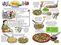 Robin Ha Is the Comic Book Superhero of Korean Cuisine - NBC News