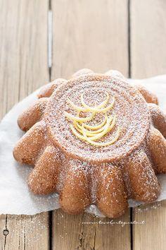 Torta al limone - Ricetta Torta al limone