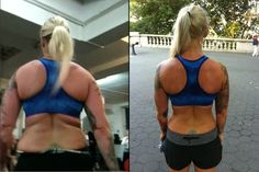 Crossfit Women: Before & After
