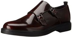 Option # 2 for dress shoes Calvin Klein Men's Damire Dress Monk Strap: Burgundy