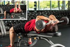 Try Hunter Labrada's effective hacks for tried-and-true arm exercises to maximize your results and add size to your biceps and triceps! Many arm exercises look simple, but looks can be deceiving. Weight Training Workouts, Gym Workout Tips, Muscle Workouts, Cable Workout, Body Workouts, Biceps And Triceps, Dumbbell Workout, Bodybuilder, Warm Up Stretches