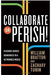 This book is a playbook for collaboration. It offers strategies that alter the go-it-alone habit, move the mind-set, and ultimately change the culture. It presents advice on how to share information and collaborate across groups, businesses, and industries, outlining strategic arguments on the benefits of effective networking in today's connected world.  Cote : 4-2226 BRA