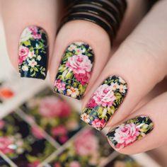 Toe Nail Designs, Acrylic Nail Designs, Acrylic Nails, Nails Design, New Nail Art, Cool Nail Art, Lace Nail Art, Great Nails, Fun Nails