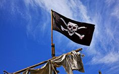 Pirate Flag Wallpaper Miscellaneous Otherotherwallpapers Free