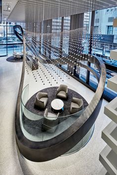Project: Capital One. Firm: Gensler New York. Location: New York.