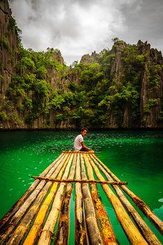 Coron Lake, The Philippines