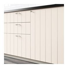 HITTARP Door, off-white - off-white - 60x80 cm - IKEA