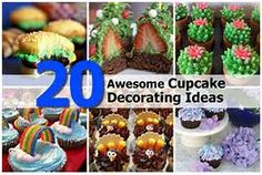 20 Super Cool Cupcake Decorating Ideas - Cupcakepedia
