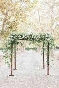 Photography: Brandon Kidd Photography - undefined Floral Design: Stella Bloom Designs - undefined   Read More on SMP: /2018/01/18/fall-inspired-whispering-rose-ranch-wedding/