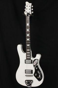 Schecter Guitar Research Stargazer 6 Electric Guitar White