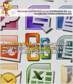 Alternativă gratuită a pachetului Office! - SuperHack.ro
