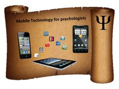 Mobile technology for psychologists: iPHONE, iPOD TOUCH AND iPAD APPS FOR PSYCHOLOGISTS AND PSYCHOLOGY ENTHUSIASTS