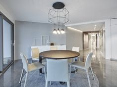 Nizza Paradise offers modern design apartments, with a wonderful view on the Lake Lugano (Ticino, Switzerland) and on the Guidino Park. Lugano, Apartment Design, Luxury Real Estate, Innovation Design, Modern Design, Paradise, Dining Table, Furniture, Home Decor