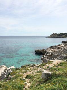 Riserva naturale Capo Gallo,Mondello, Sicilia.