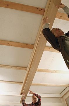 Tips for a Coffered Ceiling - Fine Homebuilding Article