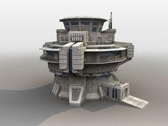 FuturisticMilitaryBase