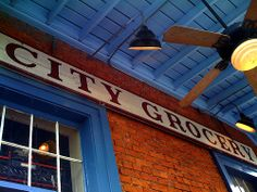 Need to be back in Oxford, MS..Loved everything about that town and City Grocery!