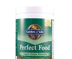 Garden of Life | Products for Life | Foundational Nutrition | Perfect Food® Super Green Food, Whole Foods Products, Green Foods, Barley Grass, Perfect Body, Sea Vegetables, Green Superfood, Super Greens, Health And Nutrition