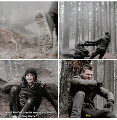 Arrow - Oliver and Thea #3.14 #Season3