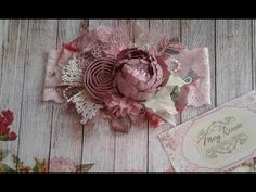 Hermosa Diadema decorada con botones de Flores en Tela, Headband Tutorial - YouTube