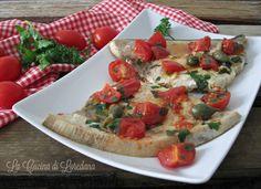 Preparare il pesce non è mai stato così semplice, ma soprattutto così buono: Pesce spada alla pizzaiola, gustoso e saporito
