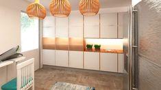 bucatarie-moderna Room Divider, Decor, Interior Design, Furniture, Home, Interior, Home Decor, Room